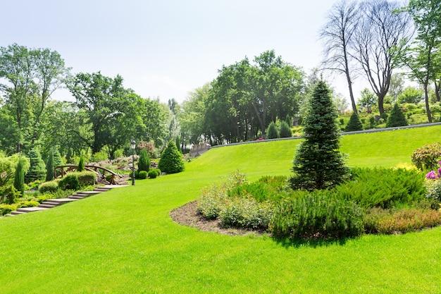 Groen park