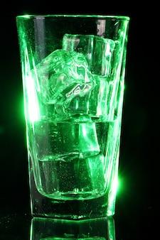 Groen zuur cocktail