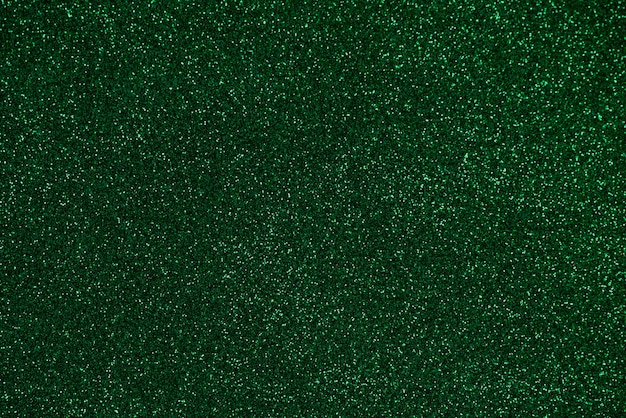 Groene abstracte lichtenachtergrond. groene glitter. groene achtergrond voor ontwerpers glanzend Premium Foto