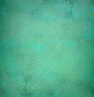 Groene achtergrond met oude grunge achtergrondtextuur