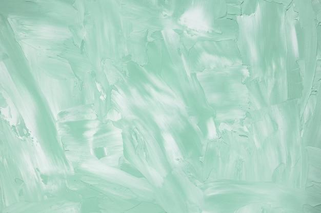 Groene en witte ruwe concrete textuurachtergrond