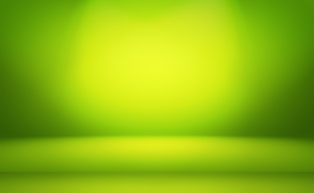 Groene gradiënt abstracte achtergrond lege ruimte met ruimte voor uw tekst en afbeelding.
