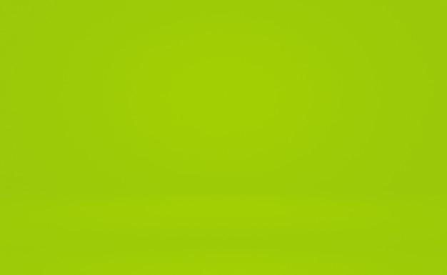 Groene gradiënt abstracte lege ruimte als achtergrond met ruimte voor uw tekst en beeld