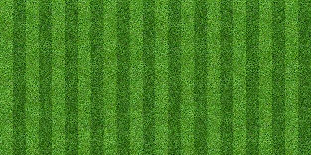 Groene gras veld patroon achtergrond voor voetbal en voetbal.