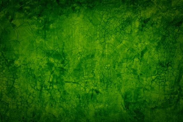 Groene grunge cement textuur