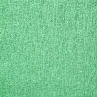 Groene handgemaakte papier textuur voor achtergrond