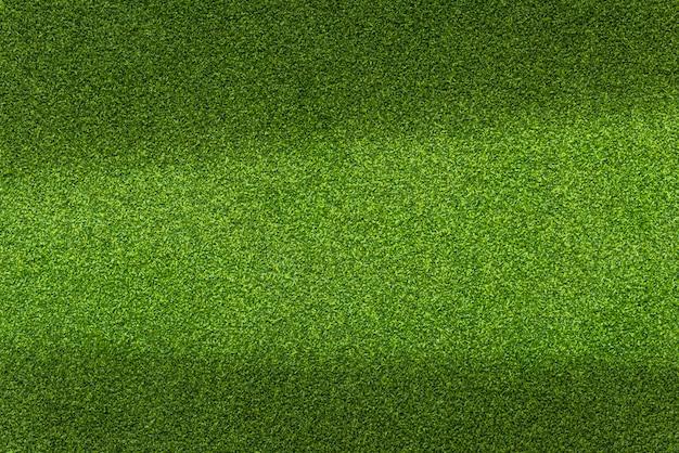 Groene kunstmatige golftextuur