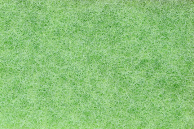 Groene kunststof vezels textuur achtergrond.