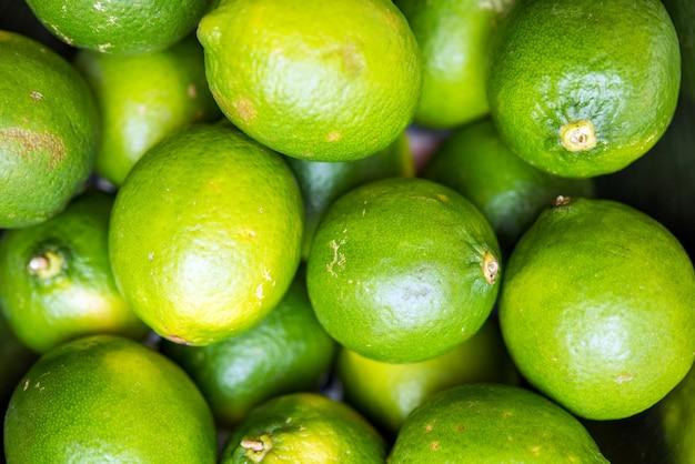 Groene limen