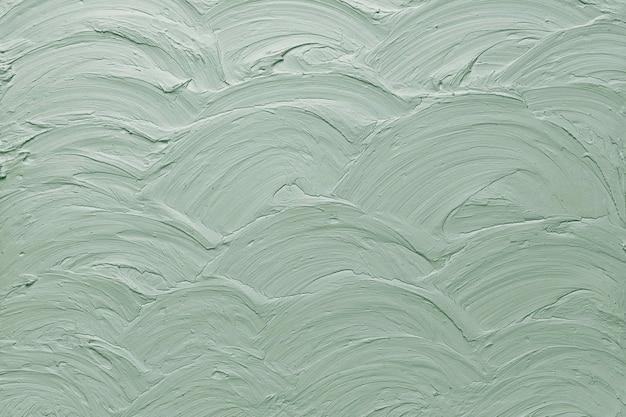 Groene muurverf getextureerde achtergrond