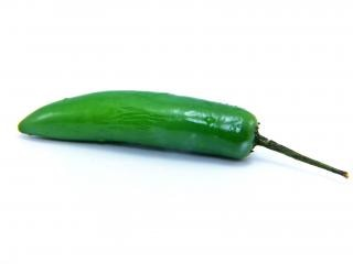 Groene peper, organische
