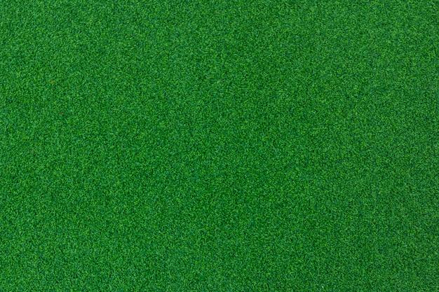 Groene pokertafel voelde achtergrond met schaduwvignet Premium Foto