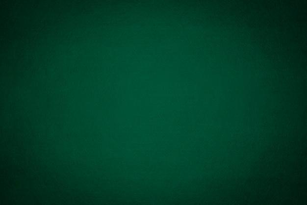 Groene pokertafel