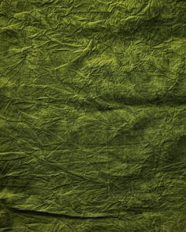 Groene stoffentextuur
