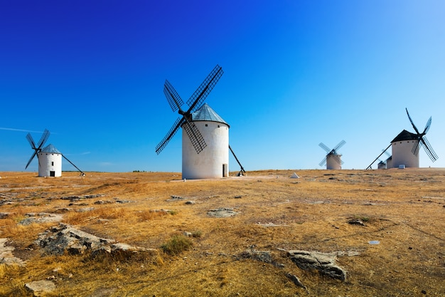 Groep windmolens
