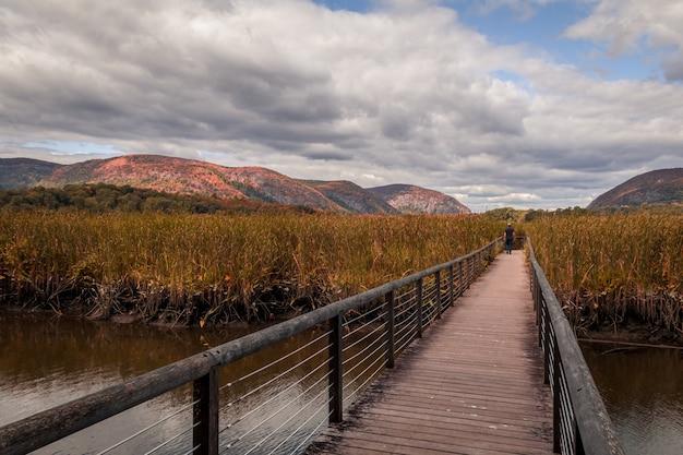 Grondwet marsh audubon center and sanctuary in philipstown, new york