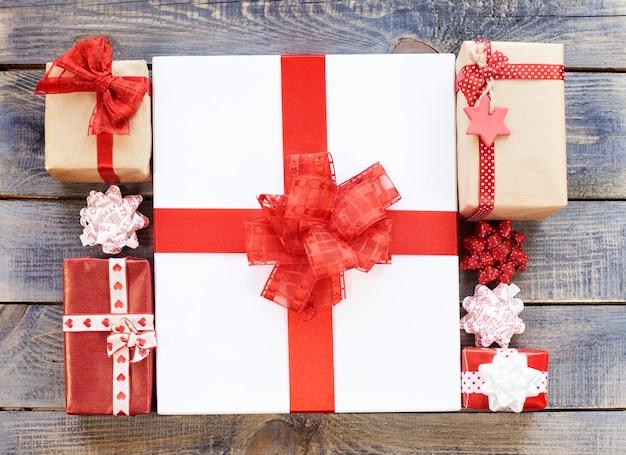Grote en kleine geschenken