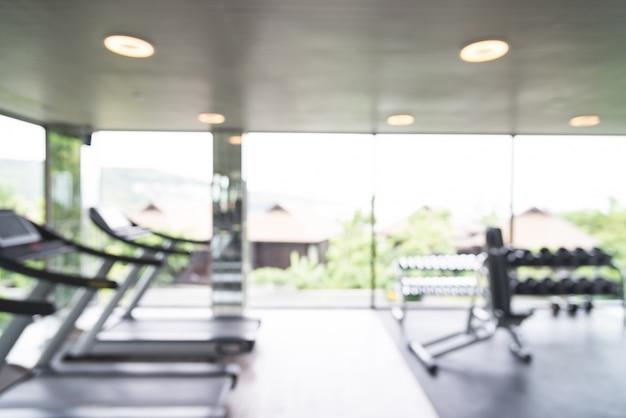 Grote fitnessruimte met machines