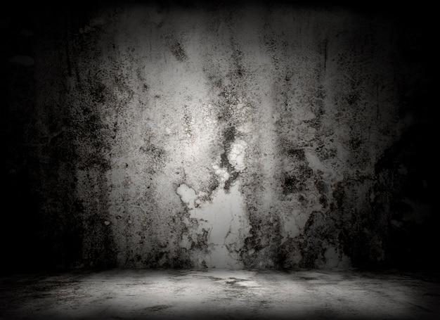 Grote grungy muur - ideaal voor gebruik als achtergrond