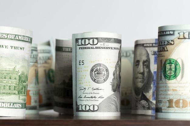 Grote hoeveelheid geld