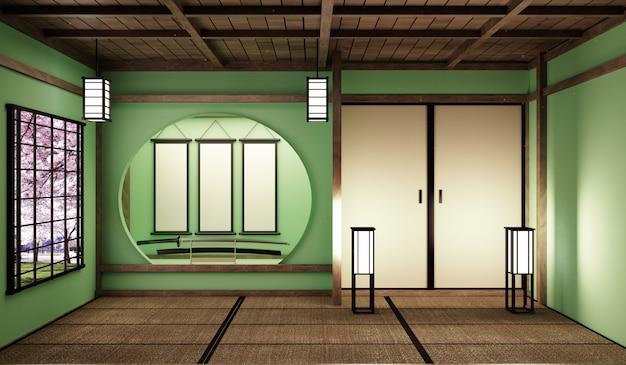 Grote kamer zeer luxe zen-stijl