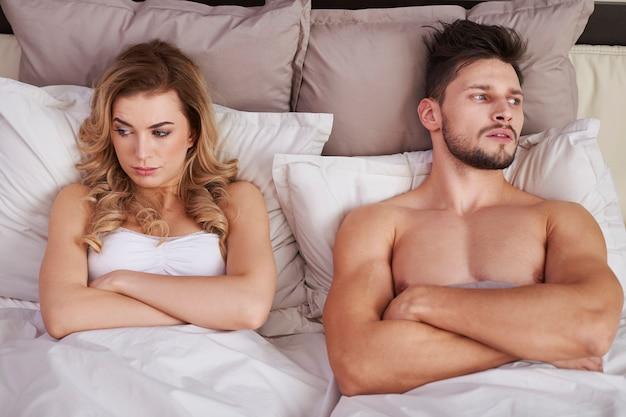 Grote problemen in jong huwelijk