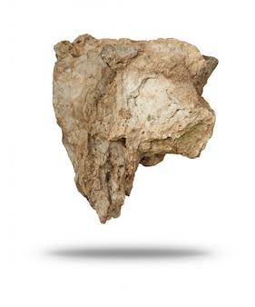 Grote rots zweeft