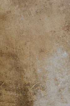Grunge bruin beton getextureerde achtergrond