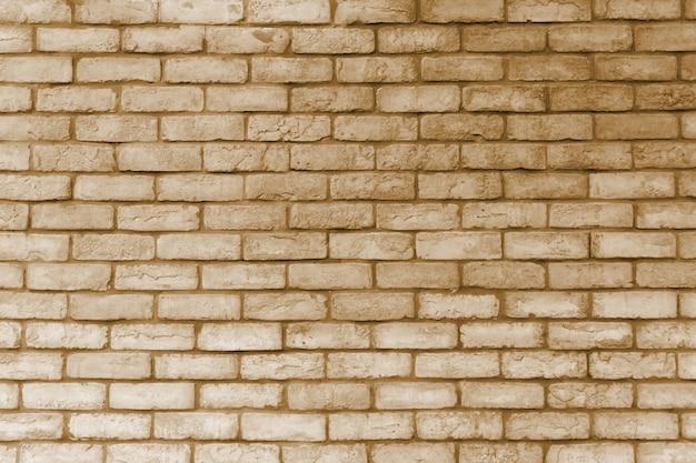 Grunge bruine bakstenen muur achtergrond.