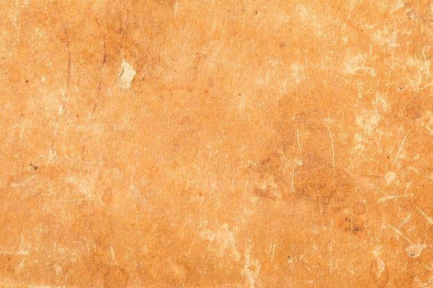 Grunge doek textuur. oude boekomslag.