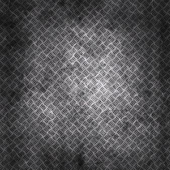 Grunge gekraste de textuurachtergrond van de metaalplaat