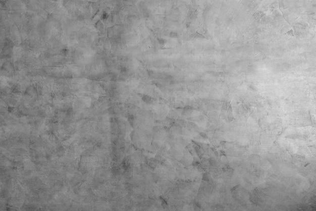 Grunge grijze cement getextureerde achtergrond