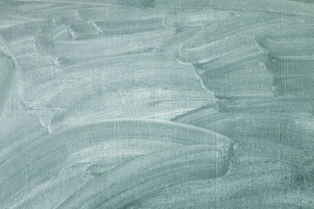 Grunge groen blackboard surface