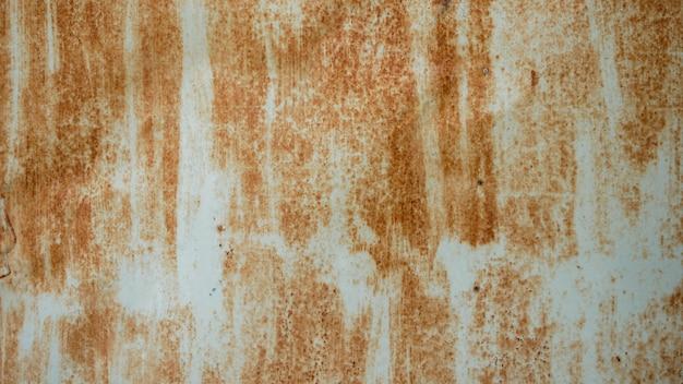 Grunge roestige metalen textuur achtergrond voor interieur exterieur decoratie en industriële constructie