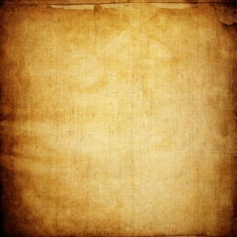 Grunge stijl achtergrond met verbrand papier textuur