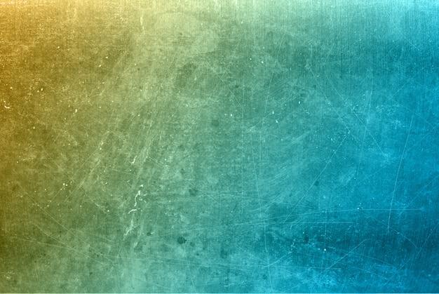 Grunge stijl gekrast metalen achtergrond in pastelkleuren