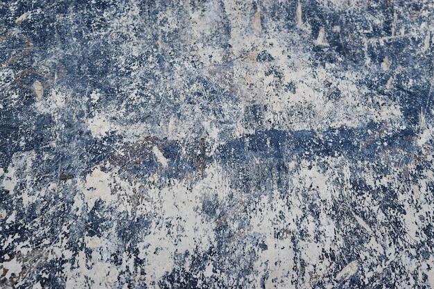 Grunge textuur oude achtergrond. abstracte kleur donkerblauw van achtergrond.