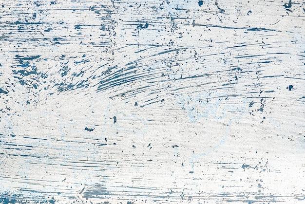 Grunge witte krassen geschilderde muur textuur voor vintage achtergrond
