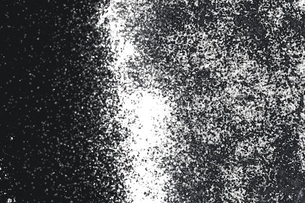 Grunge zwart-wit textuurgrunge textuur achtergrondkorrelige abstracte textuur