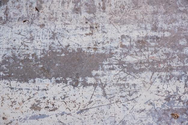 Grungestof en gekrast metaaltextuur als achtergrond
