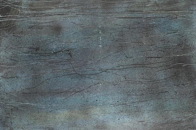 Grungetextuur met gecraqueleerde grijze, groene en witte verf