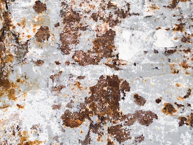 Grungetextuur van metaalachtergrond