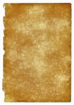 Grungy uitstekende papier