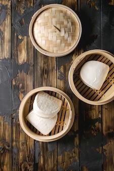 Gua bao broodjes
