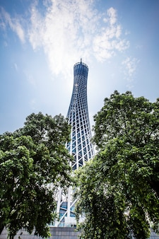 Guangzhou - guangzhou tv-toren