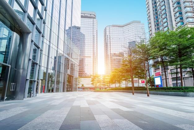 Guangzhou, het hoogste gebouw van china