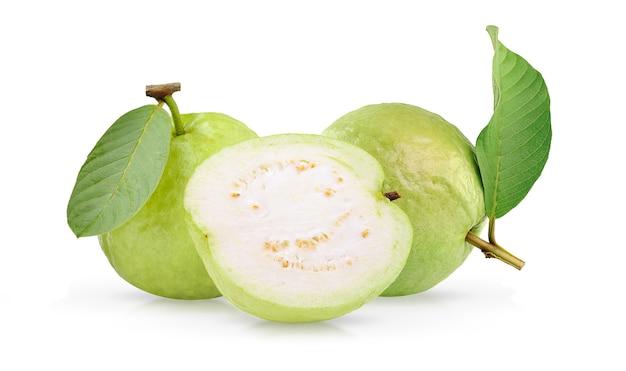 Guave fruit geïsoleerd