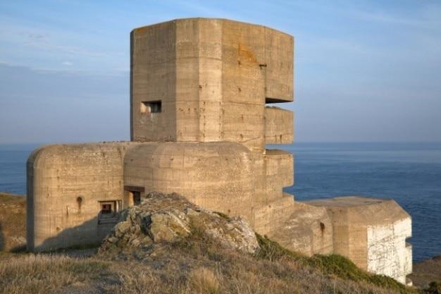Guernsey bunker hdr