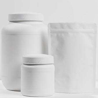 Gym poeder-supplementen