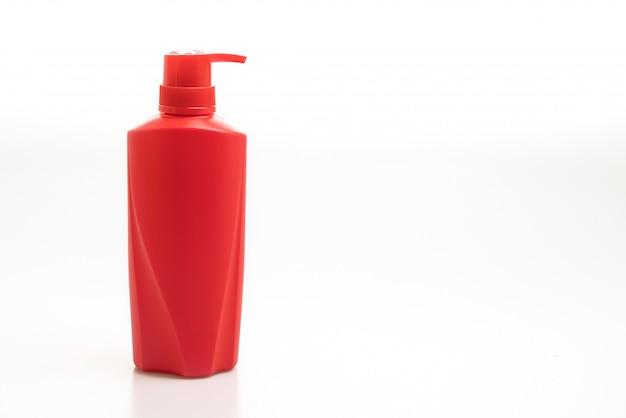 Haar shampoo fles
